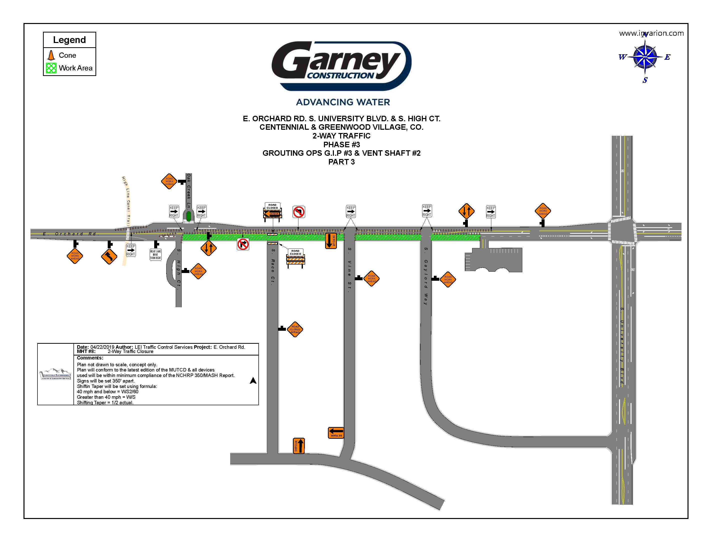 GARNEY COLSMAN TUNNEL PH 3 PART 3 TWT  RCA MHT 9